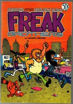 Freak Brothers 2 Rip Off Press 3rd print 1972 G... - $18.25