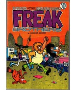 Freak Brothers 2 Rip Off Press 3rd print 1972 Gilbert Shelton - $18.25