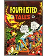 Four-Fisted Tales, Comics Consortium 1982, underground comix - $9.25