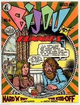 Bijou #6 Kitchen sink 1971, 3rd print, underground comix, Lynch, Crumb, ... - $11.25
