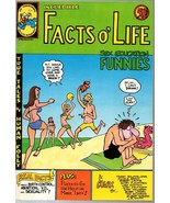 Facts o' Life Funnies, Rip Off Press, 1972, , Classic Undreground Comix - $9.25
