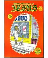 New Adventures Jesus, , Rip Off Press,1971, und... - $14.25