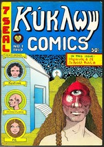 Kukawy Comics (cyclops) - Print Mint 1969, John... - $26.25
