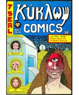 Kukawy Comics (cyclops) - Print Mint 1969, John Thompson, underground co... - $26.25