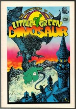 Little Green Dinosaur 1 & 2 - Last Gasp 1972-3,... - $9.25