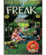 Freak Brothers 3 Rip Off Press 2nd print 1973 G... - $14.25