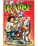 Dr Atomic 3, Larry Todd, Last Gasp, 1st print 1... - $9.25