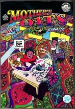 Mother's Oats 1,2,3, ROP 1969-77 Sheridan/Schri... - $35.30