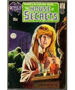 House of Secrets 92, SIGNED by Bernie Wrightson... - $300.00