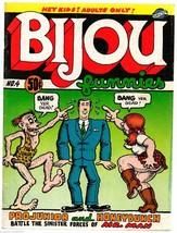 Bijou #4, Print Mint 1970, 1st print, undergrou... - $22.25