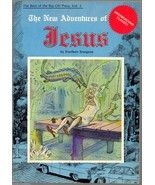 Best of Rip Off Press #3, 1979 - New Adventures of Jesus, Frank Stack/Fo... - $27.00