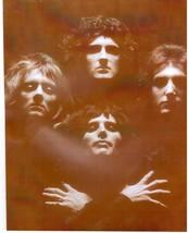 Queen Bohemian Rhapsody Freddie Mecury 11X14 Sepia Music Memorabilia Photo - $9.95