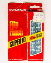 Sylvania Flip Flash Super 10 - $3.00