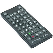 8 in 1 Jumbo Universal Remote - Control up to 8... - $10.03