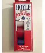 Hoyle Poker Chips New - $8.00