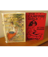 THE CAMP FIRE GIRLS at the SEASHORE #6 Stewart ... - $15.50