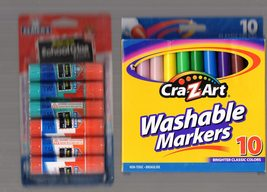 Fun Pack - Scrapbooking Glue / Markers - $5.00