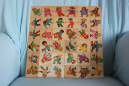 Children of the World Wall Art- One of a Kind A... - $50.00