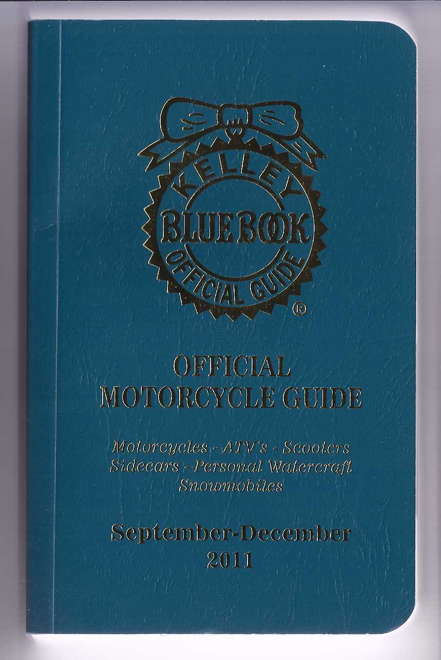 kelley blue book official motorcycle guide and 50 similar items. Black Bedroom Furniture Sets. Home Design Ideas