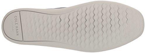 Cole Haan Men's Boothbay Slip ON Loafer, Marine Blue Nubuck, 10 Medium US image 3