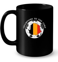 Belgium Soccer Champions To The Core Football Gift Coffee Mug - ₹995.07 INR+