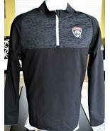 adidas Climawarm NHL Hockey Florida Panthers Men's Long Sleeve 1/4 Zip P... - $41.58