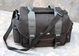 Canon DSLR or Film Camera Bag # 4603 (fits Canon Nikon, etc), Used 14x8x... - $19.75