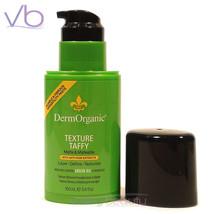 Dermorganic Texture Taffy 100ml, Organic Texturizing Eco Fiendly Hair Paste - $18.00