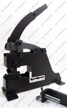 Cheval Mini Mighty hand punch press 1500 kgf with 2 punch t ready to use - $116.81