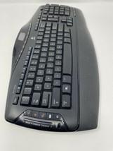 Logitech MX 3200 cordless Keyboard Wireless MX3200 867773-0403 NO RECEIV... - $22.18