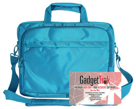 """ToteIt Deluxe 15.6"""" Laptop Case with 1 Year Free GadgetTrak Subscription. . - $29.65"""