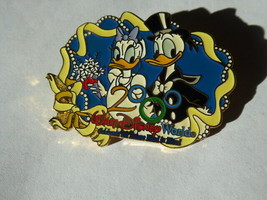 Disney Trading Pins 1869 WDW - 2000 Wedding Series (Donald & Daisy Duck / June) - $14.00