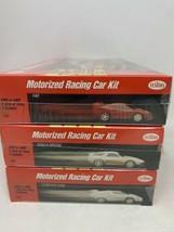 Testors Model Kit Motorized Racing Car - 928 Lamborghini Ferrari F40 - L... - $77.39