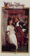 Walt Disney's Rob Roy: The Highland Rogue [VHS] [VHS Tape]