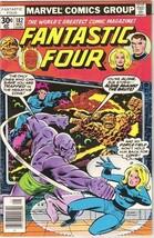 Fantastic Four Comic Book #182 Marvel Comics 1977 VERY GOOD+ - $5.24