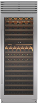 "Sub-Zero BW-30/S/PH-RH 30"" Wine Storage with 147-Bottle Capacity Stainle... - $6,233.98"