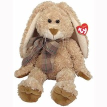 Thatcher the Tan Floppy Eared Easter Bunny Rabbit Ty Classic Plush MWMT ... - $38.56