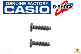 Casio 72075450 Original Stainless Steel Case Back Screw QTY 2 G-9200 GW-... - $18.95