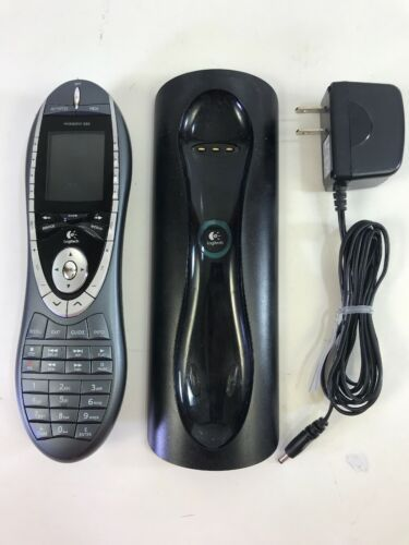 Logitech Harmony 880 Advanced Universal Remote Control w/ Charging Station