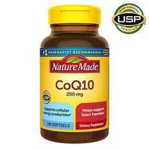 Nature Made CoQ10 200 mg., 140 Softgels - $36.88
