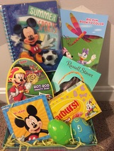 Mickey Mouse Gift Basket - $20.00