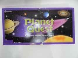 Planet Quest Board Game Solar System Grade 2-6 Learning Resources ASTROLOGY - $19.49