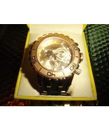 Invicta 6905 Reserve Subaqua Specialty Chronograph Gold Plated Swiss Watch - $450.00