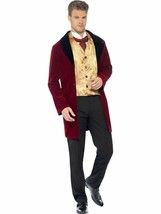 Edwardian Gentleman Costume de Luxe, Poitrine 96.5cm-102cm, Déguisement - $38.46