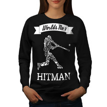 Worlds Best Shooter Sport Jumper  Women Sweatshirt - $18.99