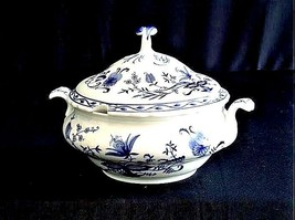 Soup Tureen Bowl with Lid AB 12 Vintage