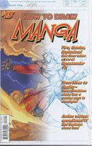 HOW TO DRAW MANGA #15 (Antarctic Press) NM! - $1.50