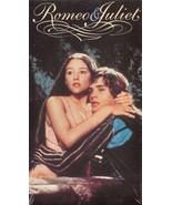Romeo & Juliet...Starring: Leonard Whiting, Olivia Hussey, Michael York (VHS) - $12.00