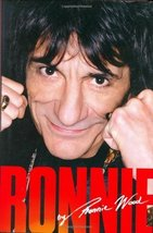 Ronnie: The Autobiography...Author: Ronnie Wood (used hardcover) - $13.00
