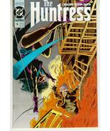 HUNTRESS #16 (1989 Series) NM! - $1.00